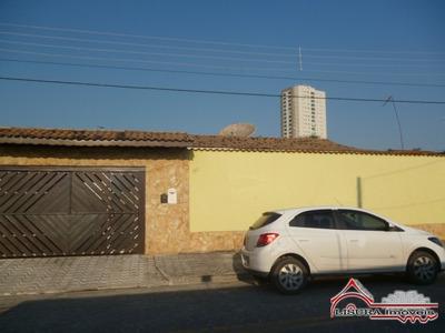 Casa Para Venda No Jd Luiza Jacareí Sp Com Piscina - 3925