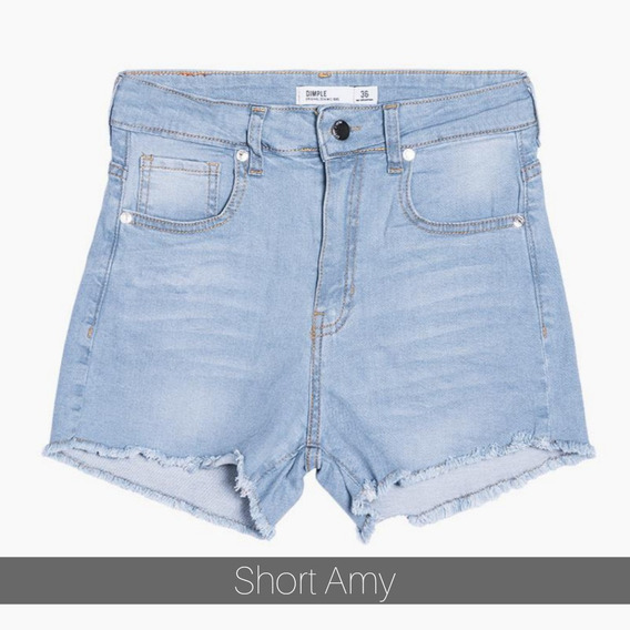 Denim Amy Short