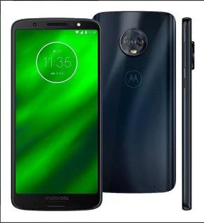 Motorola Moto G6 Xt1925-13 Tela 5.7 64gb - 4gb 12mp Original
