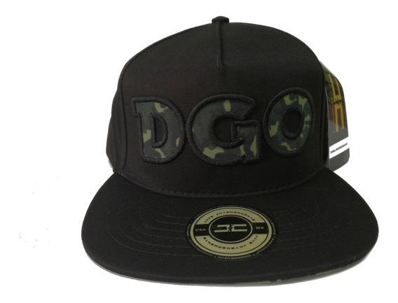 Gorra Jc Hats & Clothing, Logo Durango Camuflaje, Snapback