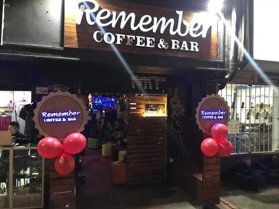 Remember Coffee & Bar