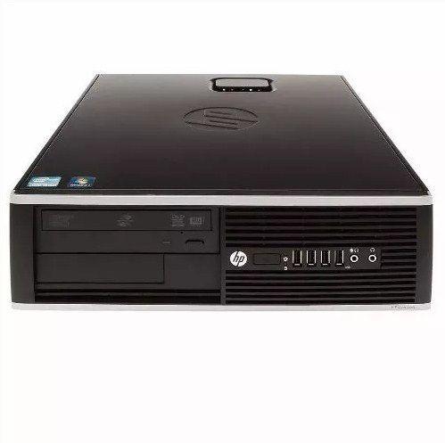 Pc Cpu Computador Hp Elite C2d E8200 4gb Ddr3 Hd 250gb