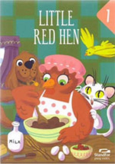 Little Red Hen - Level 1