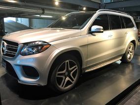 Mercedes-benz Clase Gls 500 Cgi Bitubo Mod. 2019 Plata Iridi