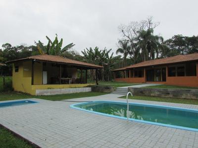 Juquitiba - Linda Chácara/25 Pessoas/piscina/sede Ref 04483