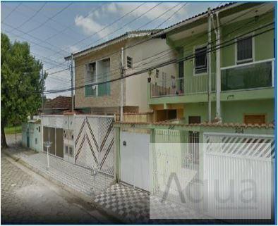 Casa Para Venda Em Cubatão, Vila Bandeirantes, 3 Dormitórios, 1 Suíte, 1 Banheiro, 2 Vagas - Sv009it