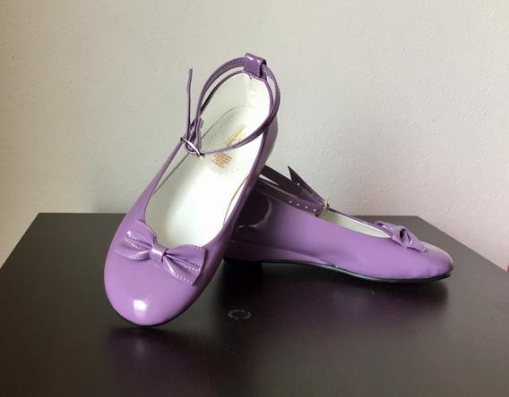 Zapatilla Color Lila. Zapatillas Rapunzel Sofia.