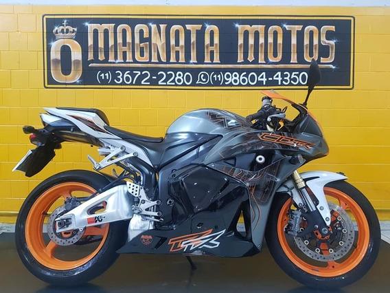 Honda Cbr 600 Rr - 2011 - Cinza - Raio X - Km 34.000