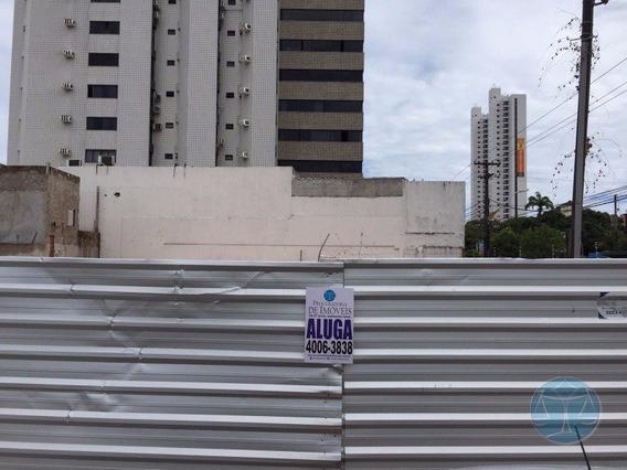 Terreno Para Locacao Com 480m² Em Petropolis - L-8761