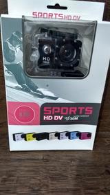 Câmera Filmadora Sports Hd Dv 1080p H264