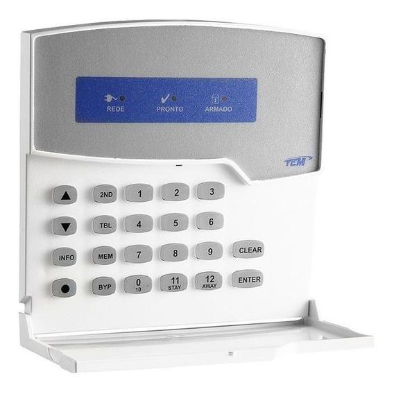 Teclado De Led Para Centrais De Alarme Tk-850 Tem