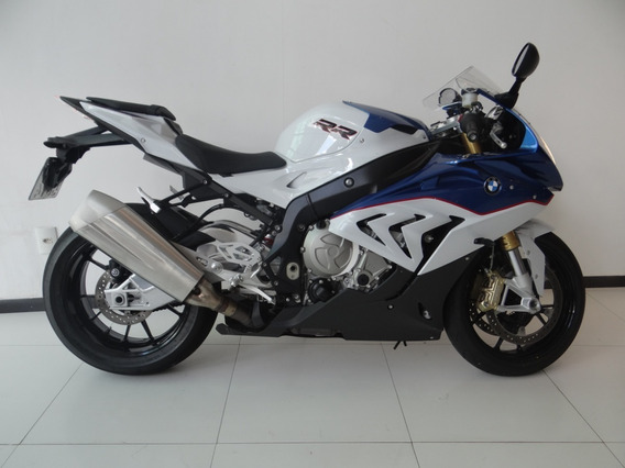 Bmw S1000 Rr Branca-azul