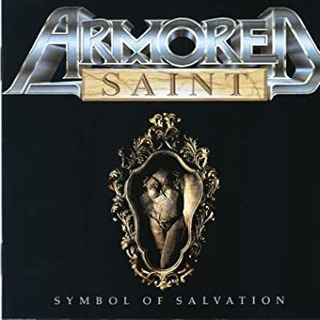 Armored Saint Symbol Of Salvation Cd