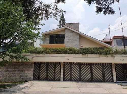 Casa En Lomas De Tecamachalco