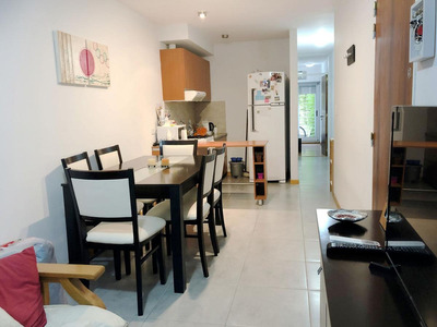 Hermoso Departamento Con Patio En Barrio Pichincha
