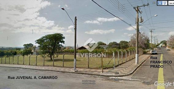 Terreno À Venda, 306 M² Por R$ 95.000,00 - Jardim Primavera - Porto Ferreira/sp - Te0327