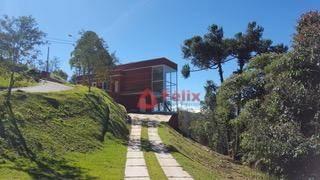 Sobrado Residencial À Venda No Condomínio Parque Da Mantiqueira. - So0540