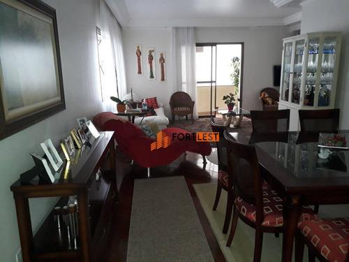 Imagem 1 de 30 de Apartamento Com 3 Dormitórios À Venda, 143 M² Por R$ 800.000,00 - Vila Carrão - São Paulo/sp - Ap0300