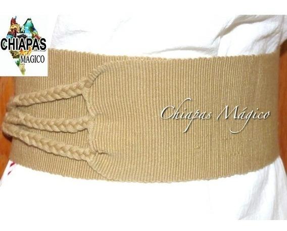 Fajas / Cintos De Telar De Cintura Para Blusas De Chiapas