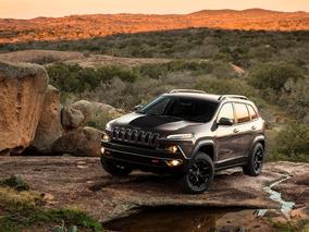 Jeep Cherokee Trailhawk V6 3.2 Nt