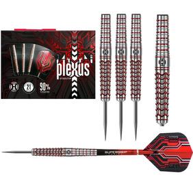 Harrows Dardos Plexus 90% Tungsten Dardos Profissional