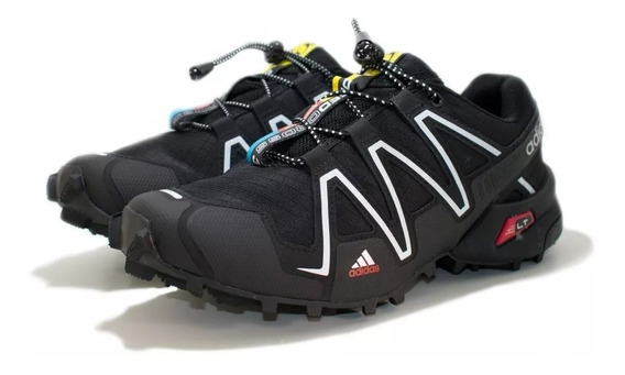Zapatilla Masculino Speed Cross Talles 38 Al 43