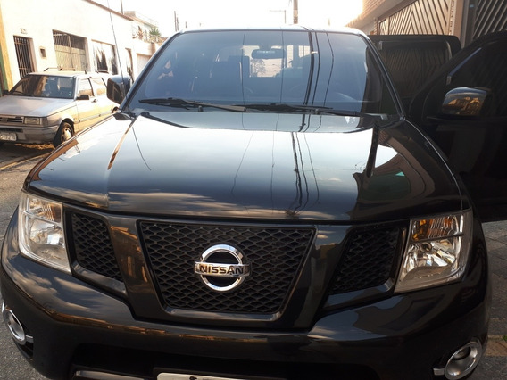 Nissan Frontier 2.5 S Cab. Dupla 4x4 4p 2015