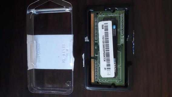 Memoria 2gb Sodimm Ddr3 800 Mhz