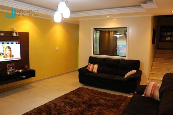 Casa Residencial À Venda, Centro, Mogi Das Cruzes. - Ca0081