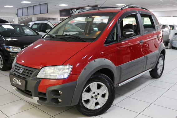 Fiat Idea Adventure!!!! 2008!!! Top!!! Zero!!!