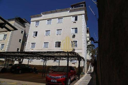 Imagem 1 de 6 de Apartamento 2 Dormitórios À Venda, Jardim Paulistano, Ribeirão Preto. - Ap0662
