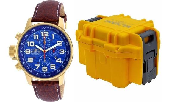 Relógio Invicta Force 90067 C/maleta Invicta Watch