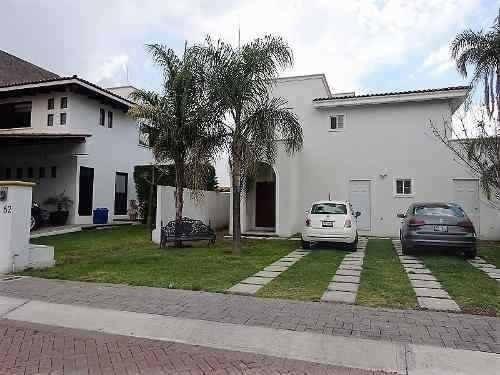 Imagen 1 de 14 de Residencia Amueblada En Jurica, Alberca, 3 Recs, Jardín Lujo