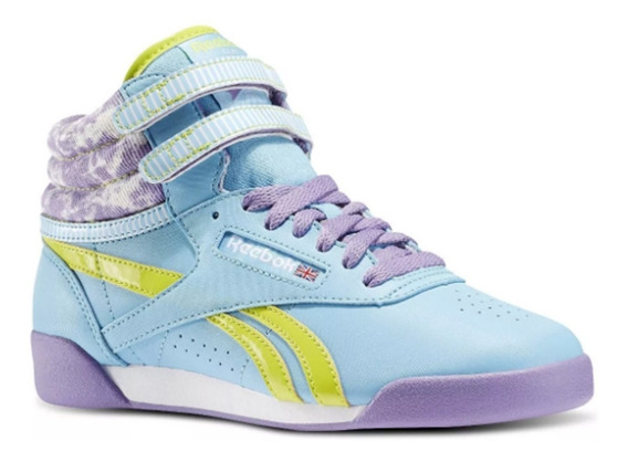 Zapatillas De Niñas Reebok Classic Freestyle