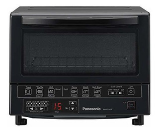 Horno Tostador Panasonic Nb-g110p-k Flashxpress Con Calefacc
