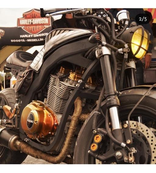 Gs 500 Cafe Racer Moto