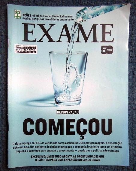 Revista Exame Nº 1144 - Daniel Kahneman 30/08/2017
