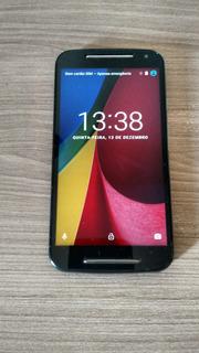 Motorola Moto G2 Xt1068 8gb Dual Chip Bom Estado Ler Anuncio