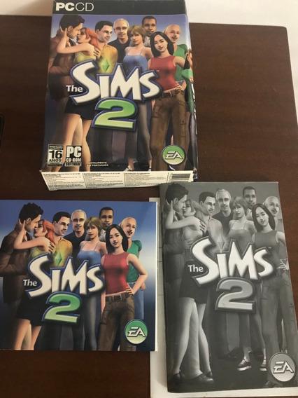 The Sims 2 Para Computador Pc Original - Com 4 Discos