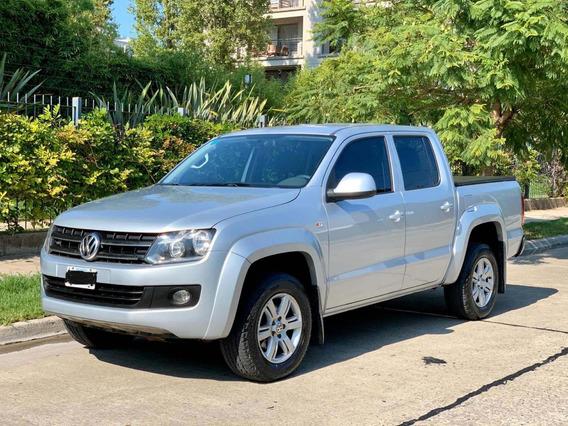 Vendo O Permuto Volkswagen Amarok 4x2 Trendline2012
