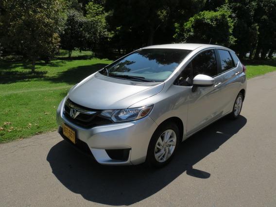 Honda Fit 2015 Aut Recibo