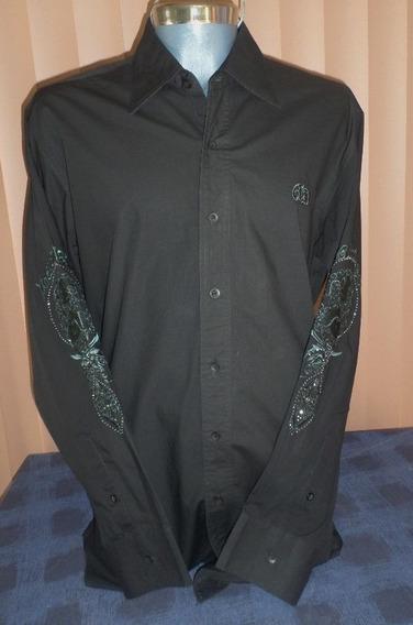 Artful Dodger Camisa Casual Talla Grande