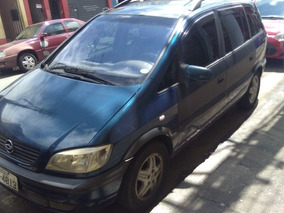 Chevrolet Zafira 16v 2.0 Eite Manual