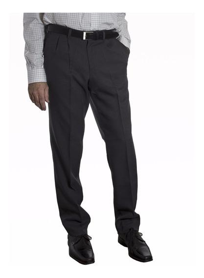 Pantalon De Vestir Pinzado Jean Cartier- Original