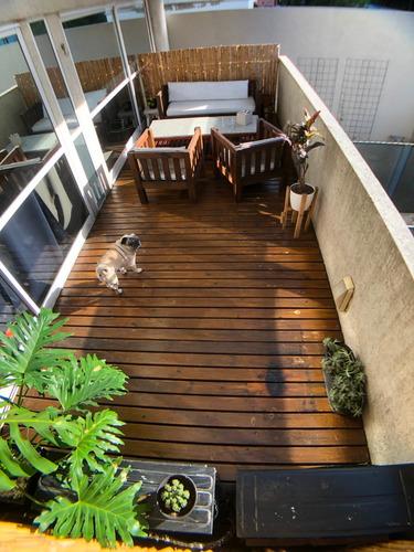 Imagen 1 de 14 de Depto Pleno Nuñez Con Amplio Balcon Terraza 56mts