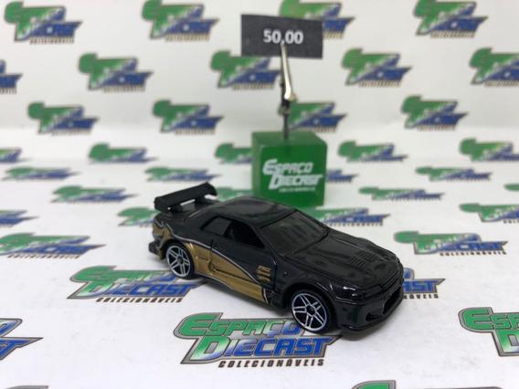 Nissan Skyline Gt-r R32 2008 Web Trading Hot Wheels Loose