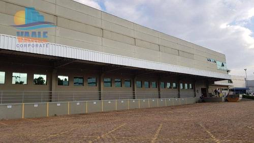 Imagem 1 de 30 de Galpão 2700 M² Climatizado E Crossdocking. - Techno Park - Campinas/sp - Ga0318