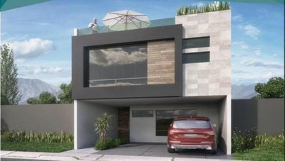 Casa En Preventa En Fraccionamiento Lucendi