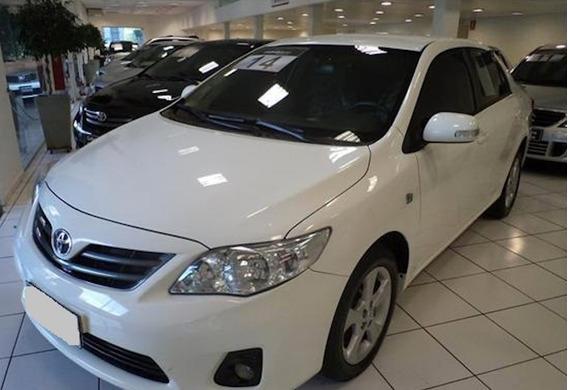 Toyota Corolla 2.0 Xei 16v Flex 2014 Automático.