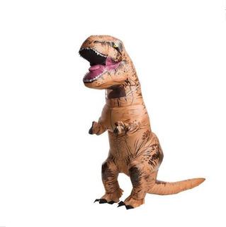 Disfraz De Dinosaurio Inflable. En Stock